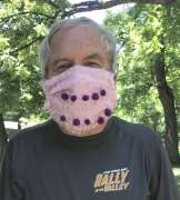 Bob Stuckert Mask