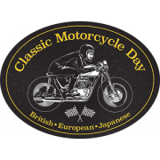 Classic Motorcycle Day Logo